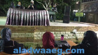 """صورة تنظيم الاسرة فى الاسلام """" فى ندوة لاعلام بورسعيد بمركز شباب الاستاد"""