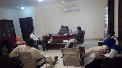 صورة اللجنة الفنية لمجابهة كورونا تناقش الوضع الصحي بشرق دارفور