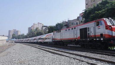 صورة السكة الحديد تعلن موقف  التأخيرات