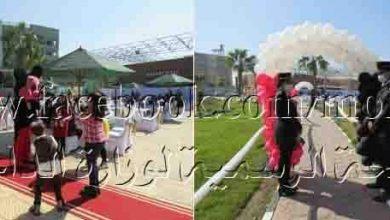 صورة بمناسبة عيد الشرطة الــ 69.. إحتفالية لأسر شهداء الشرطة بمديرية أمن القاهرة