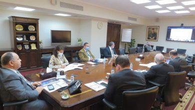 صورة تحويل مصر إلى مركز لوجستي إقليمي وأفريقي وعالمي لخدمة حركة التجارة البينية