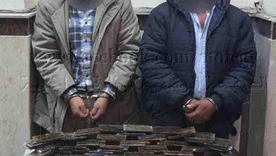 صورة مواصلة جهود وزارة الداخلية للتصدى لجرائم الإتجار بالمواد المخدرة