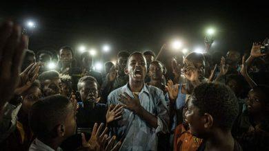 صورة معرض صور الصحافة العالمية لهذا العام بالمتحف القومي بالخرطوم