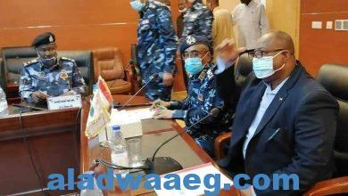 صورة وزير الداخلية يترأس الاجتماع المشترك مع لجنة أمن ولاية شمال كردفان