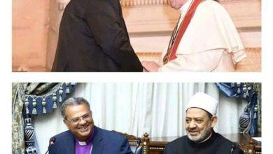 صورة رئيس الإنجيلية: العلاقة بين القيادات الإسلامية والمسيحية شديدة المحبة وتتجاوز اللقاءات البروتوكولية