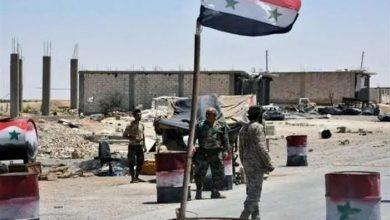 صورة حمص.. مقتل ضابط وعنصر من قوات النظام بهجوم مسلح في مدينة تلبيسة