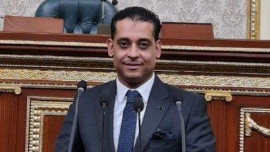 صورة النائب محمد نشأت العمدة لــ وزيرة الصناعة: إعادة النظر في ترفيق المنطقة الصناعية بالسريرية