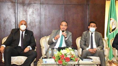 صورة حرص القيادة السياسية على الارتقاء بالمواطن فى الريف المصري