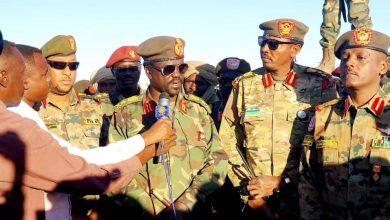 """صورة قوة عسكرية إضافية من جيش تحرير السودان """"مناوي"""" تصل الفاشر"""