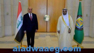 صورة العراق وزير الخارجية فؤاد حسين :من أولويات السياسة الخارجية العراقية هي توسيع الإنفتاح على مجلس التعاون الخليجي