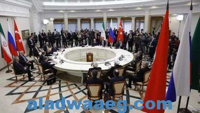 """صورة اللجنة الدستورية حاضرة بقوة في اجتماعات """"آستانة"""""""
