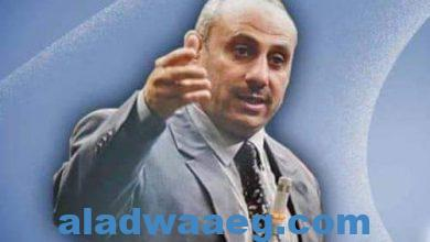 صورة رسميا.. تعيين النائب ايهاب عبد العظيم امينا عاما لحزب الوفد بالمنيا