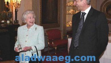 """صورة ملكة بريطانيا """"اليزابيث """"بصحة جيدة"""