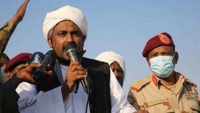 صورة محمد الفكي: اعتصام الجنينة يعبر عن الإرث العظيم لثورة ديسمبر المجيدة