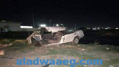 صورة العراق:مصرع شخص مدني وإصابة 3آخرين في حادث سير