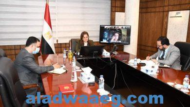 صورة وزيرة التخطيط والتنمية الاقتصادية تستعرض مبادرة حياة كريمة بسيمنار جامعة القاهرة