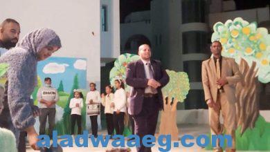 صورة العرض المسرحى الجوهرة السحرية لفرقة قصر ثقافه الغردقة