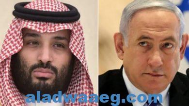 صورة لقاء مرتقب بين ولي العهد السعودي ورئيس الوزراء الإسرائيلي في الإمارات غدا