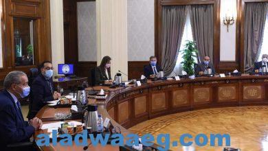 صورة رئيس الوزراء يعقد اجتماعا مع لجنة الشئون الاقتصادية بمجلس النواب