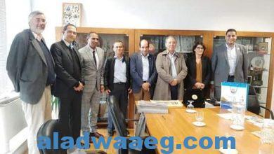 صورة رئيس جامعة أسوان : يشيد بالعلاقات المصرية البرتغالية والثقافية تاريخيا