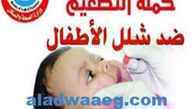 صورة وزارة الصحة..حملة التطعيم ضد شلل الأطفال تتم على مرحلتين