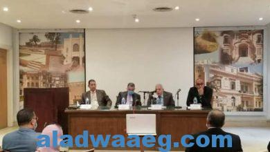صورة ندوة لمناقشة تحديات صناعة النشر بالمجلس الاعلي للثقافة