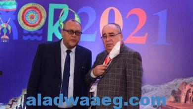 صورة تكريم اسم الراحله دكتوره علا نبيه في ختام المؤتمر الثاني عشر لعلاج الاورام بجامعة اسيوط