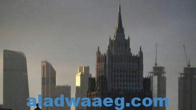 صورة الخارجية الروسية: الغرب يدعم على نطاق واسع المعارضة غير النظامية في روسيا