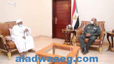 صورة رئيس مجلس السيادة بالسودان يلتقي ووالي ولاية سنار وكذلك والي غرب كردفان للاطلاع على الاوضاع