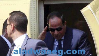صورة السيسي يصدر قرارا بعد وفاة أبرز قادة الجيش المصر