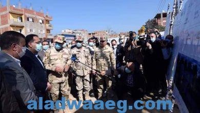 """صورة رئيس الوزراء يبدأ جولة تفقدية بمحافظة المنوفية بمتابعة مبادرة الرئيس """"حياة كريمة"""""""