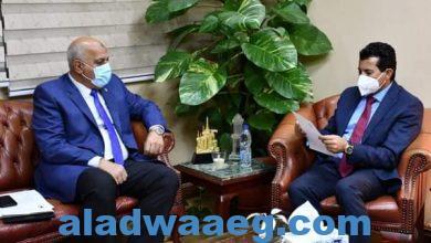 صورة رئيس الاتحاد الدولي للرماية يوجه الشكر للحكومة المصرية علي نجاح استضافة بطولة العالم