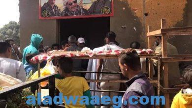 صورة حملات تموينية لضبط الأسواق بالجلاوية