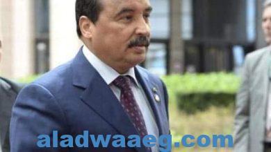 صورة الرئيس الموريتاني السابق محمد ولد عبد العزيز منهم بالفساد وغسيل الأموال