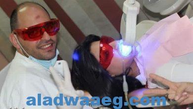 صورة الطبيب…محمد أبو ريا يقدم نصائح طبية للأسنان الحساسه
