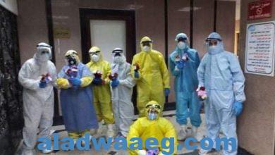 صورة فريقا غيث وعزل الفيوم يقاطعان مستشفي الجامعة بعد إهانة أعضاء الفريق