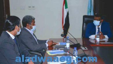 صورة ولاية الخرطوم والبنك الدولي يبحثان تدشين المنحة المدرسية