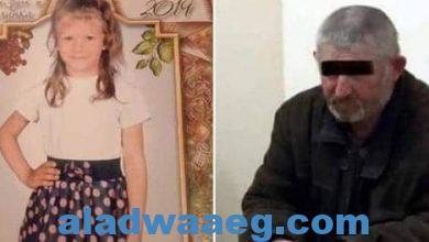 صورة أوكرانيا.. رجل متهم باغتصاب وقتل فتاة صغيرة بعد قيامه بحضور جنازتها.