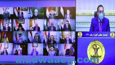 صورة مدبولى يستعرض نتائج زيارته للأردن خلال اجتماع مجلس الوزراء