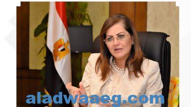 صورة وزيرة التخطيط والتنمية الاقتصادية تشارك بالجلسة الافتتاحيه بالمنتدى العربي للتنمية المستدامة