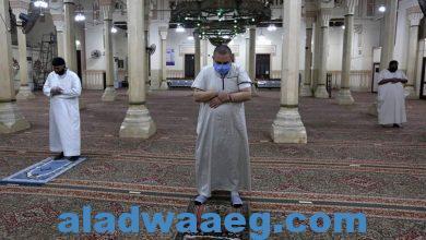 صورة الحكومة: إقامة الصلوات في المساجد خلال رمضان مع تطبيق الإجراءات الاحترازية