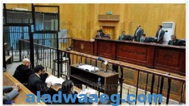صورة جنايات المنصورة تحيل قاتلي شهيد الهابي لاند إلى المفتي