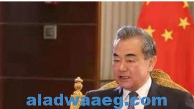 صورة نشاط مكثف للخارجية الصينية وتعزيز علاقاتها مع الشرق الأوسط