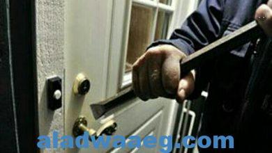صورة حبس عاطل 4أيام لاتهامة بسرقة الشقق في شبرا