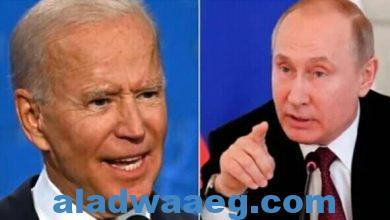 صورة تحذير روسي للولايات المتحدة من فرض أي عقوبات