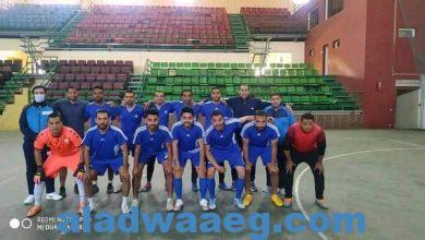 صورة نادي مياه المنيا يفوز في أولى مبارياته فى الدوري الممتاز للميني فوتبول