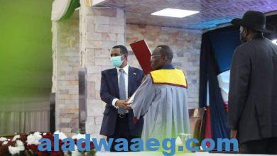 صورة تكريم النائب الأول لرئيس مجلس السيادة لجهوده في تحقيق السلام