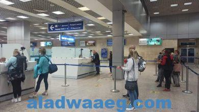 صورة مطار الغردقة يستقبل أولى رحلات شركة Lufthansa القادمة من فرانكفورت  وشرم الشيخ يستقبل رحلتين جويتين لشركة ENT البولندية