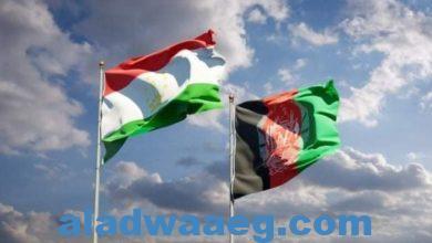 صورة مذكرات لتعزيز التعاون بين أفغانستان وطاجيكستان