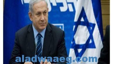 صورة رئيس الوزراء الإسرائيلي يمنع وزير خارجيتة من زيارة الامارات